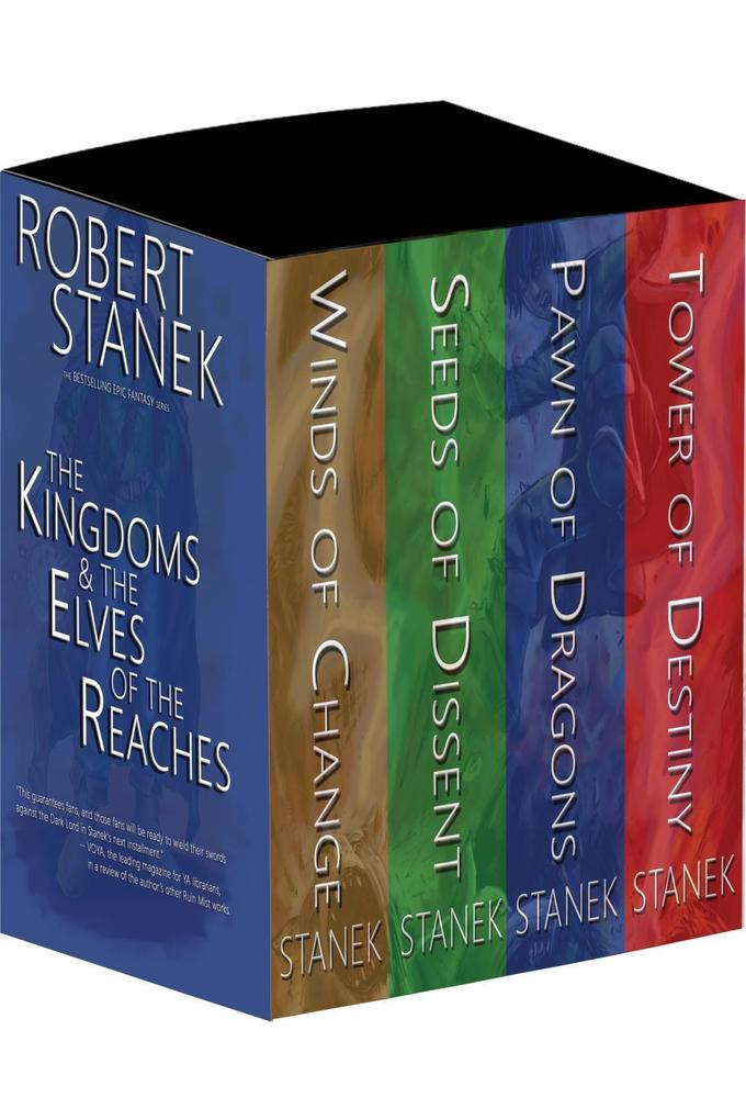 Kingdoms and the Elves of the Reaches Bundle als eBook