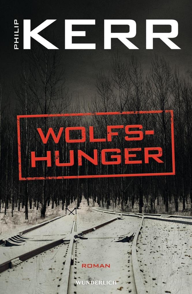 Wolfshunger als Buch