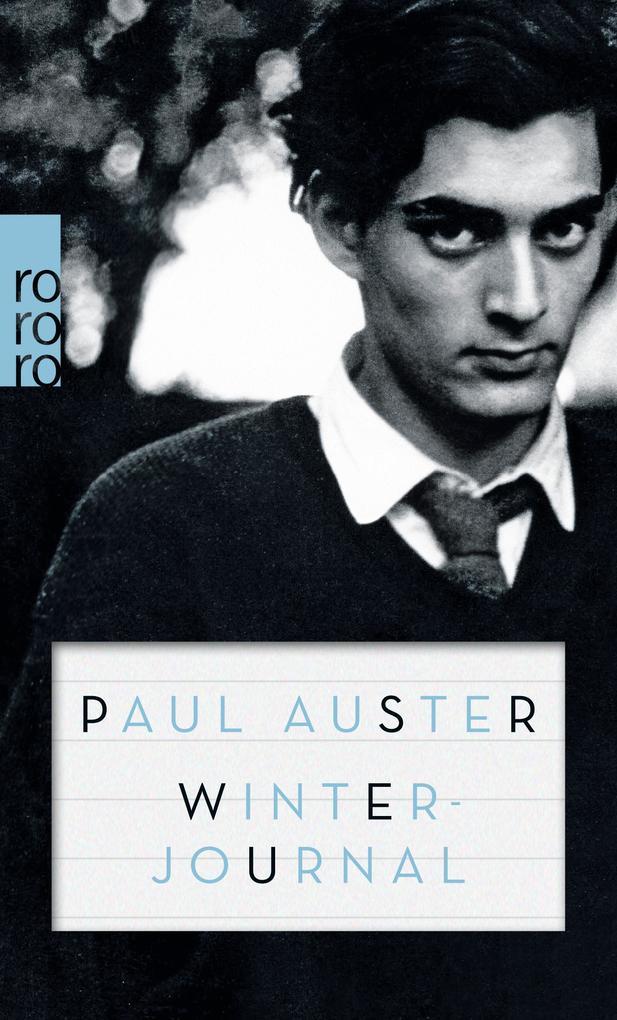 Winterjournal als Taschenbuch