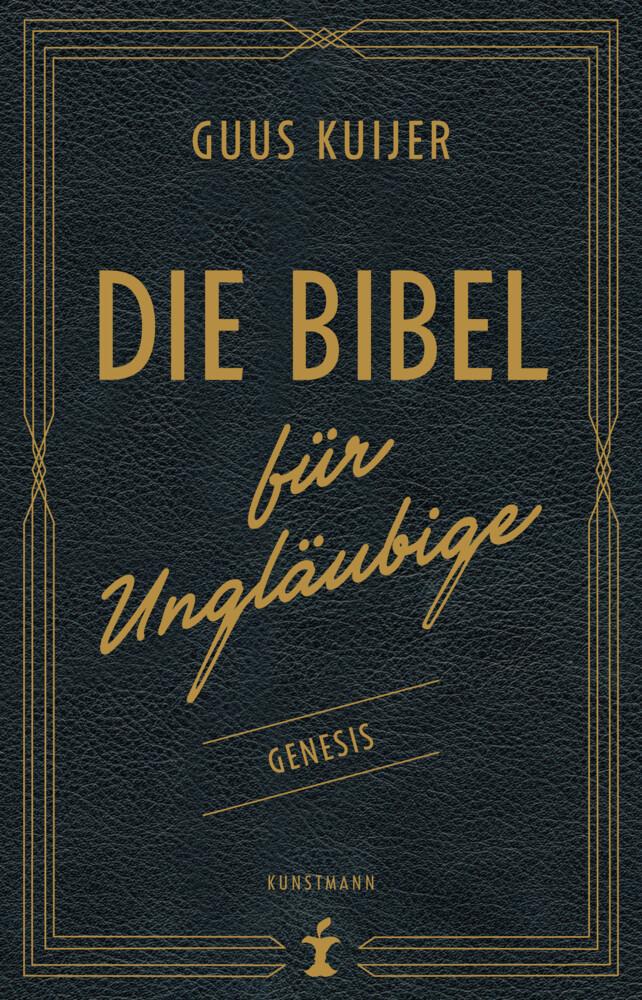 Die Bibel für Ungläubige als Buch