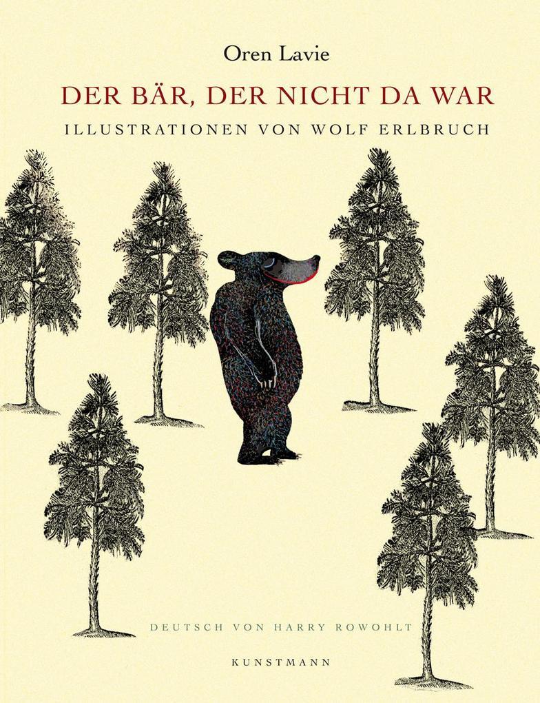 Der Bär, der nicht da war als Buch