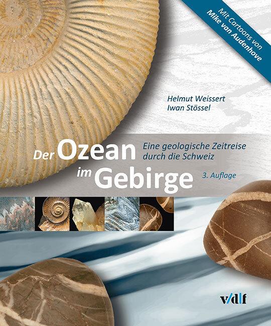 Der Ozean im Gebirge als Buch von Helmut Weissert, Iwan Stössel