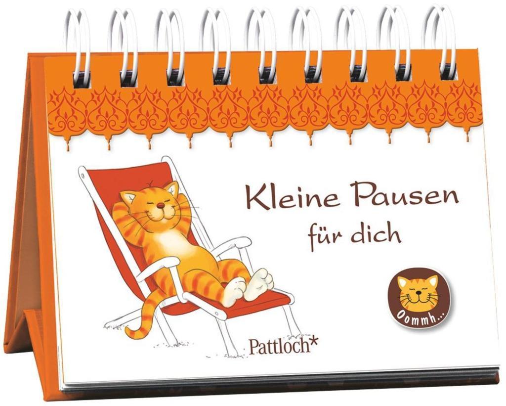 Oommh-Katze: Kleine Pausen für dich als Buch von