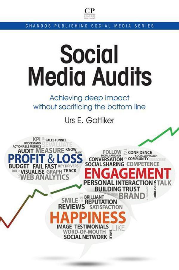 Social Media Audits als eBook von Urs E Gattiker