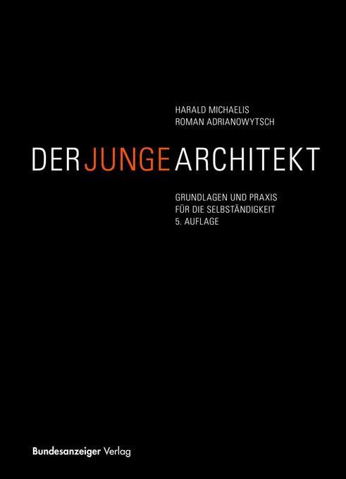 Der junge Architekt als Buch (gebunden)