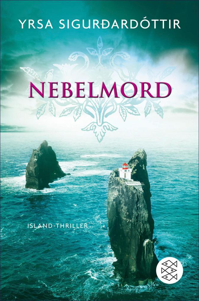 Nebelmord als eBook von Yrsa Sigurdardóttir