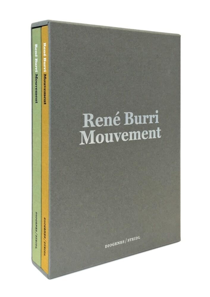 Mouvement als Buch