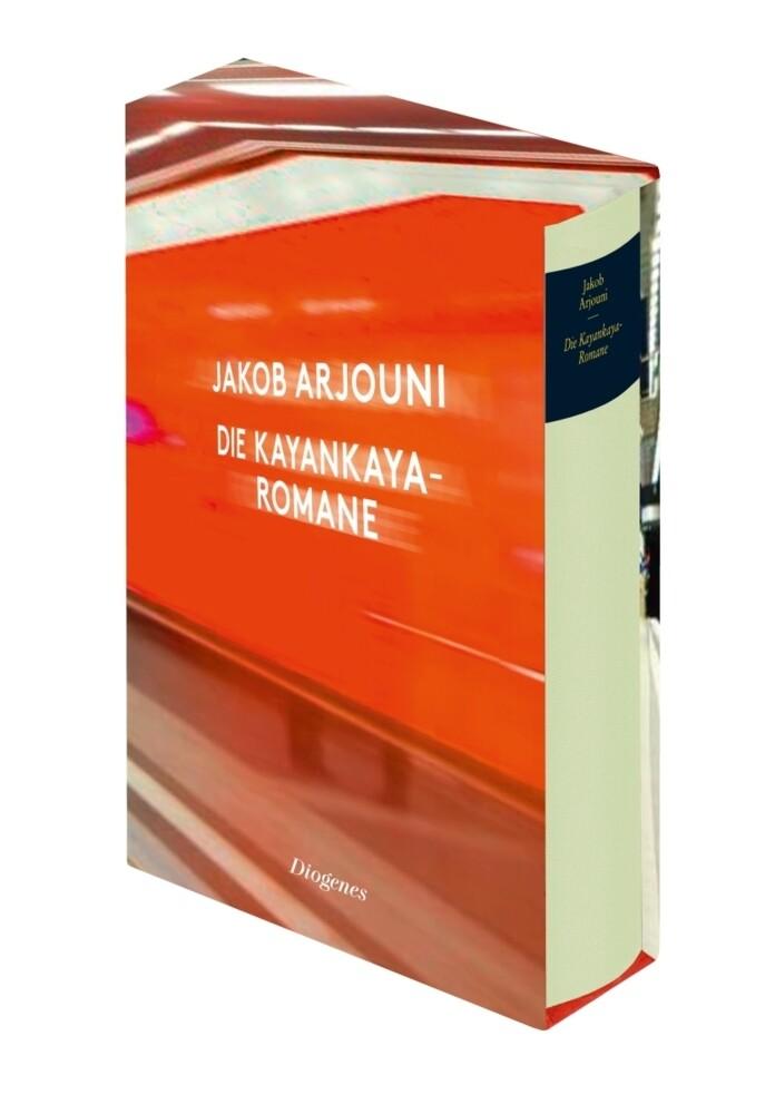 Die Kayankaya-Romane als Buch von Jakob Arjouni