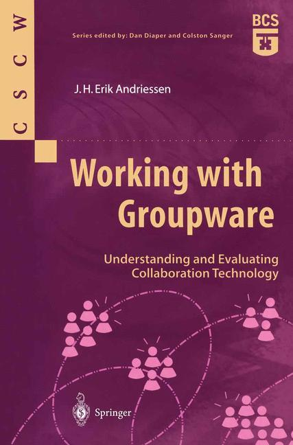 Working With Groupware als Buch