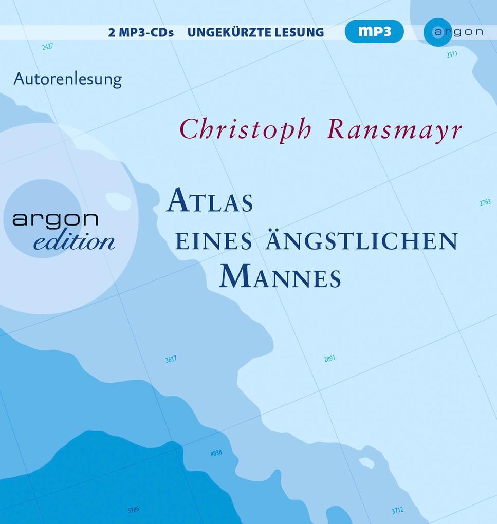 Atlas eines ängstlichen Mannes (Hörbestseller in MP3-Ausgabe) als Hörbuch