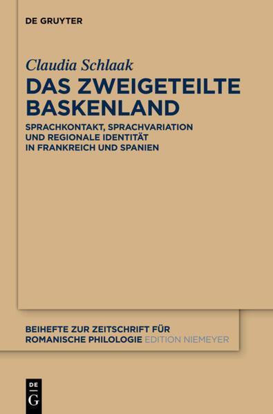 Das zweigeteilte Baskenland als Buch