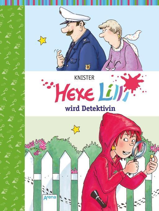 Hexe Lilli wird Detektivin als Buch von Knister