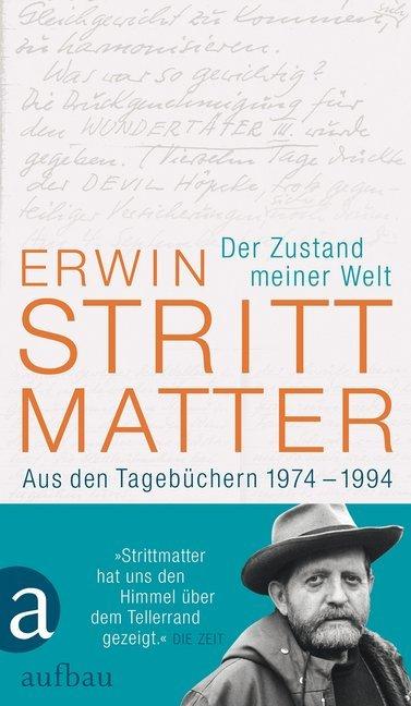 Der Zustand meiner Welt als Buch von Erwin Strittmatter