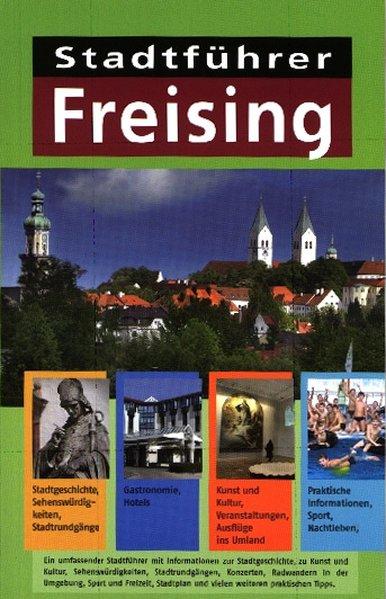 Stadtführer Freising als Buch