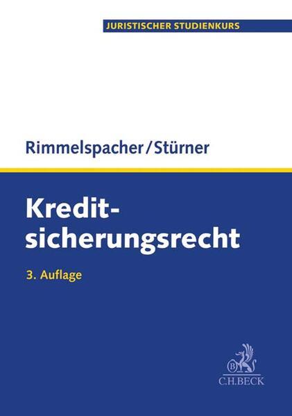 Kreditsicherungsrecht als Buch