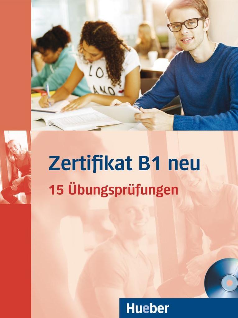 Zertifikat B1 neu. Prüfungsvorbereitung. Übungsbuch + MP3-CD als Buch von Aliki Ernestine Olympia Balser, Jo Glotz-Kasta
