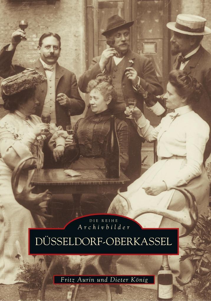 Düsseldorf - Oberkassel als Buch