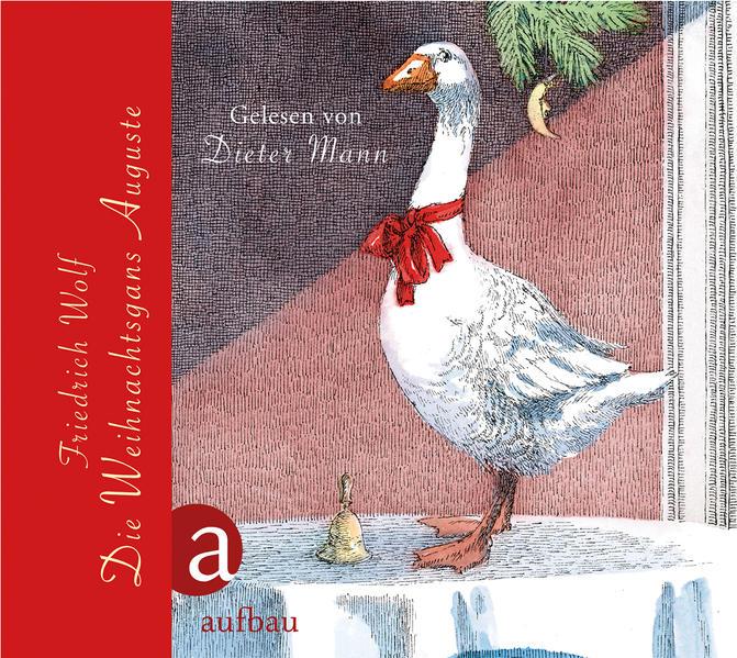 Die Weihnachtsgans Auguste als Hörbuch