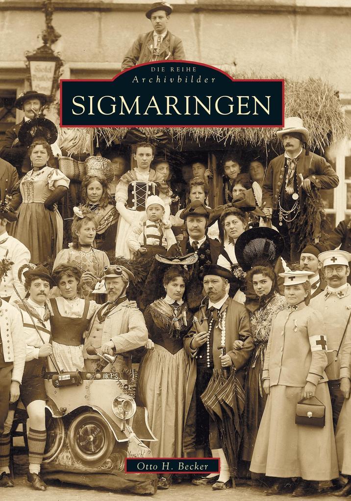 Sigmaringen als Buch
