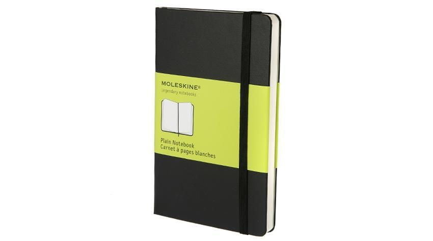 Moleskine. Plain Notebook als Spielwaren