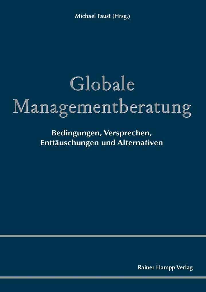 Globale Managementberatung als eBook