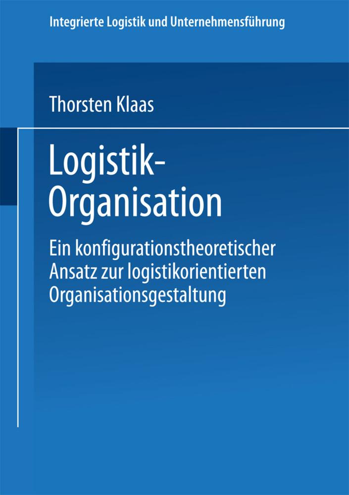 Logistik-Organisation als Buch