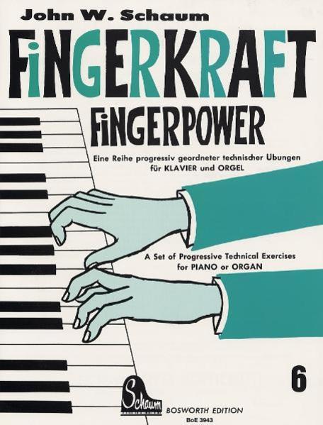 Fingerkraft 6 als Buch