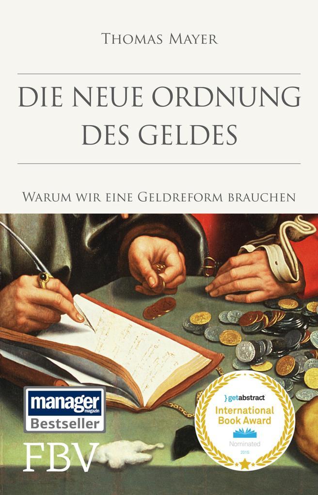 Die neue Ordnung des Geldes als eBook epub