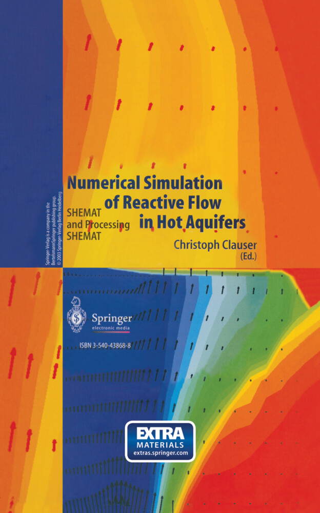Numerical Simulation of Reactive Flow in Hot Aquifers als Buch
