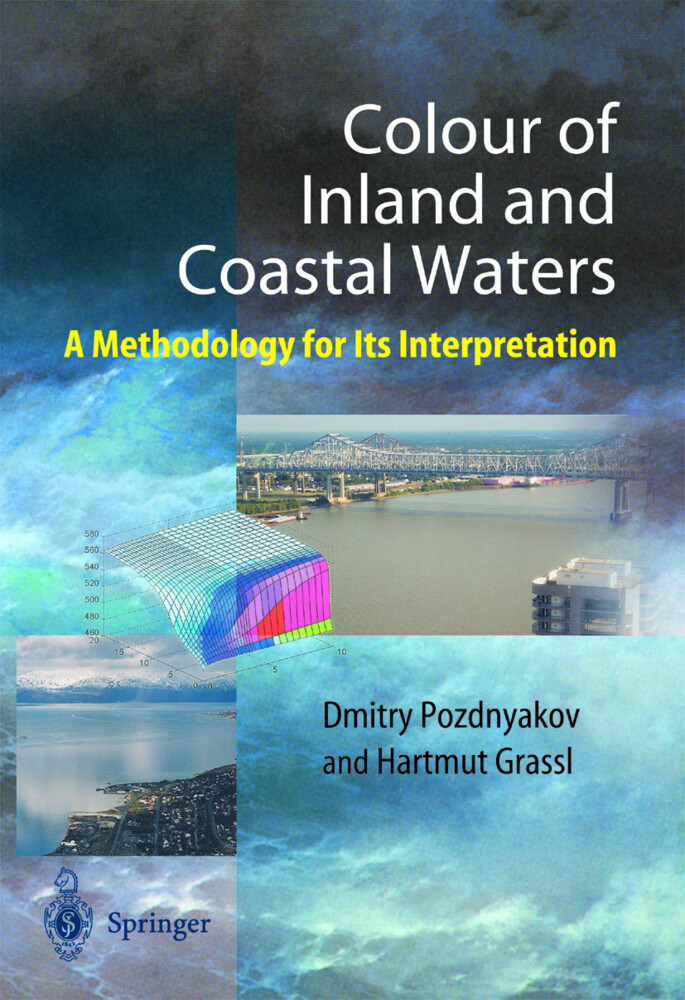 Color of Inland and Coastal Waters als Buch