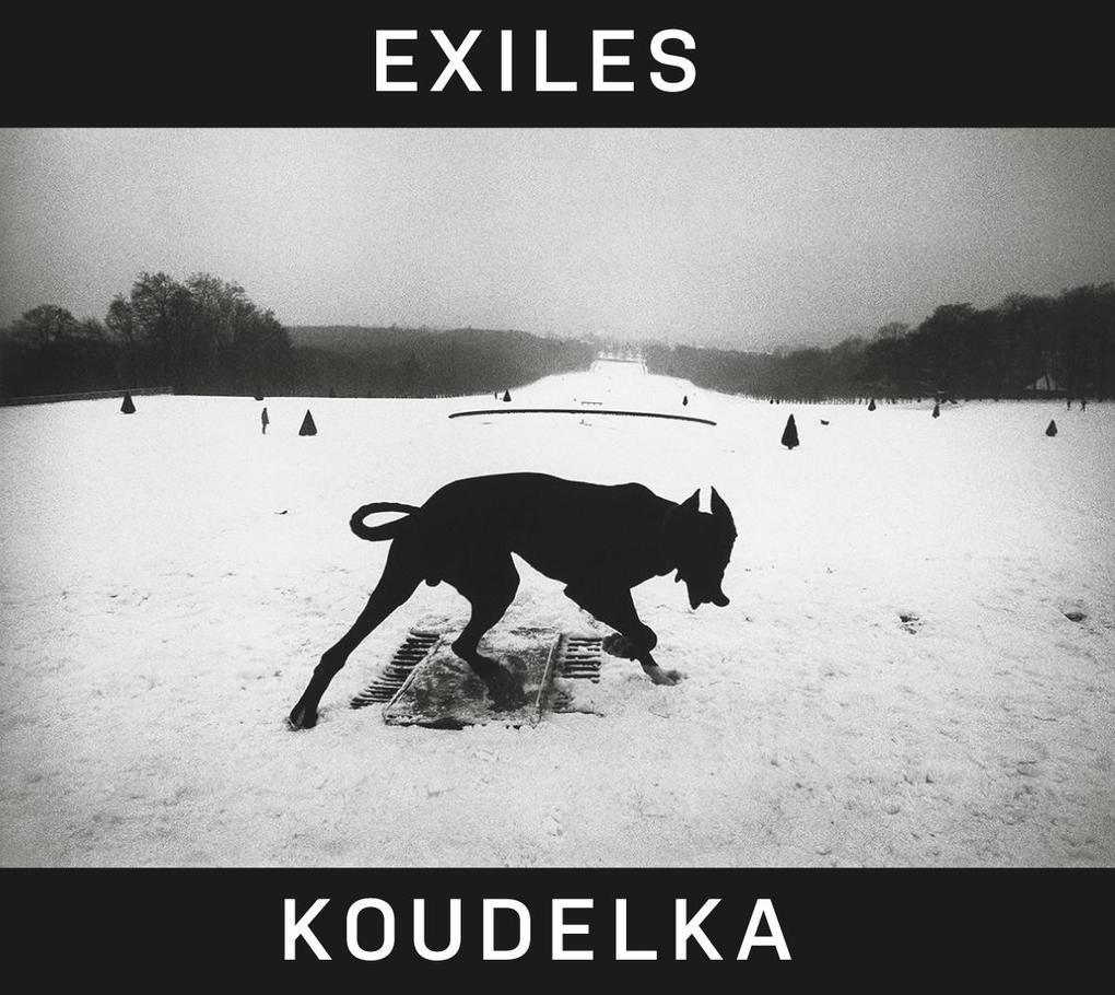 Josef Koudelka: Exiles als Buch von Robert Delpire, Czeslaw Milosz