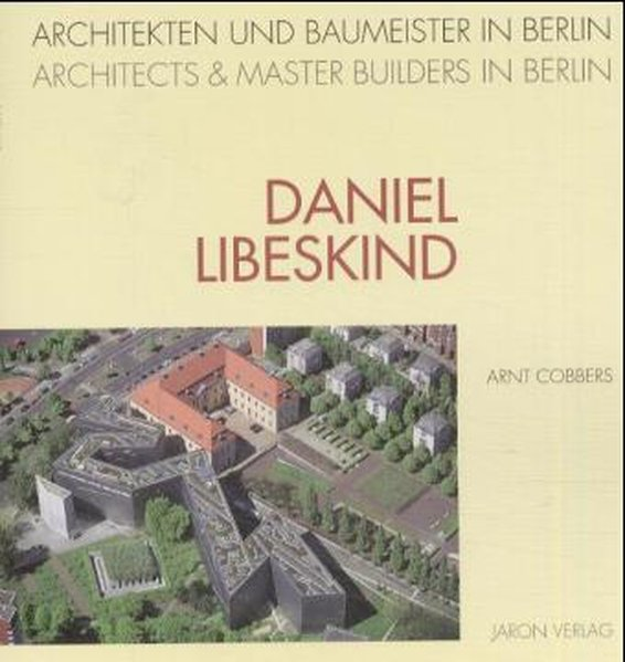 Daniel Libeskind als Buch