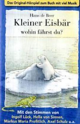 Kleine Eisbär-Wohin Fährst Du? als Hörbuch