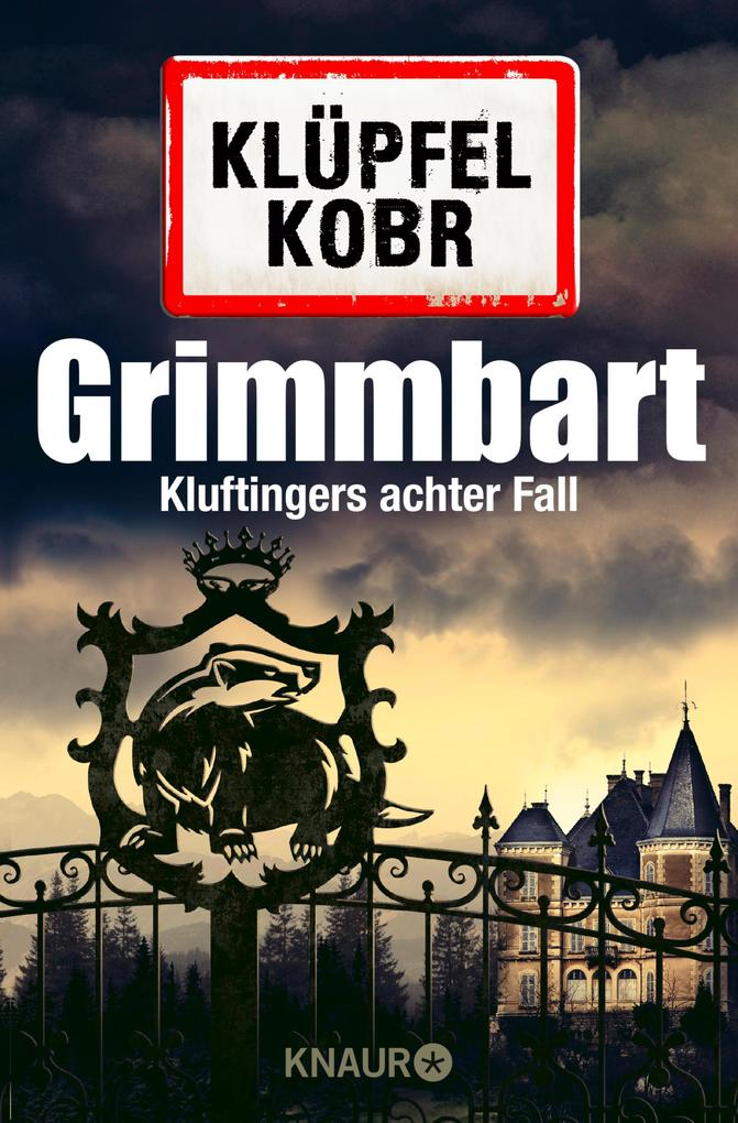 Grimmbart als eBook von Volker Klüpfel, Michael Kobr