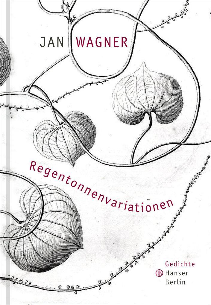 Regentonnenvariationen als Buch