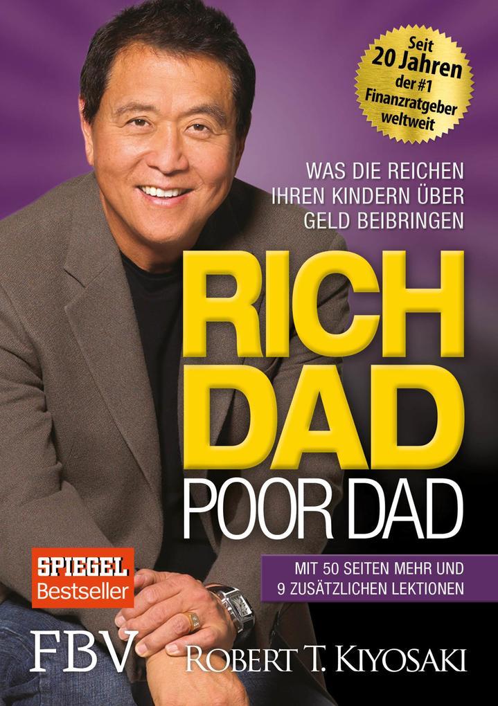 Rich Dad Poor Dad als Buch