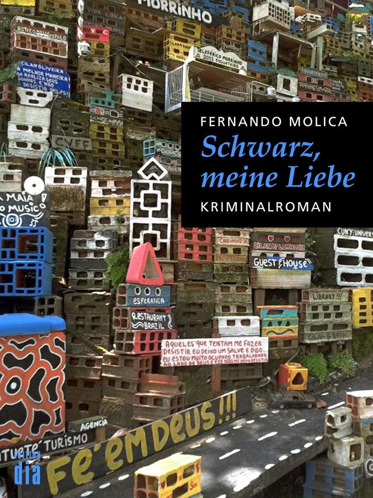 Schwarz, meine Liebe als eBook