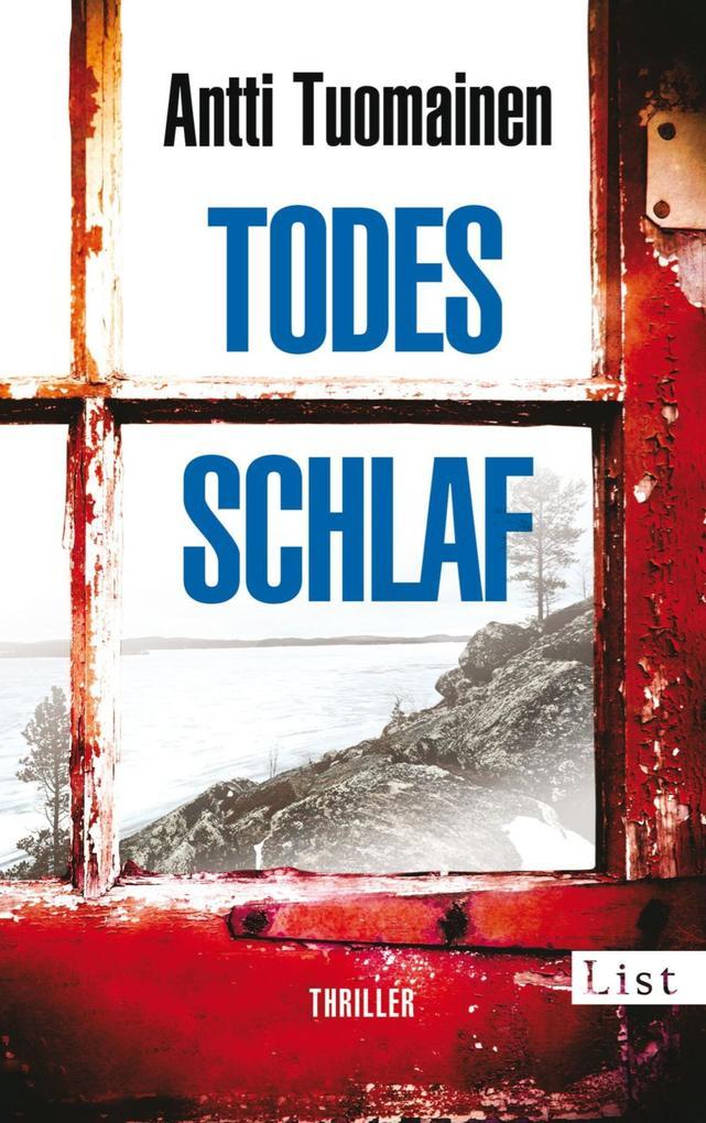 Todesschlaf als eBook von Antti Tuomainen