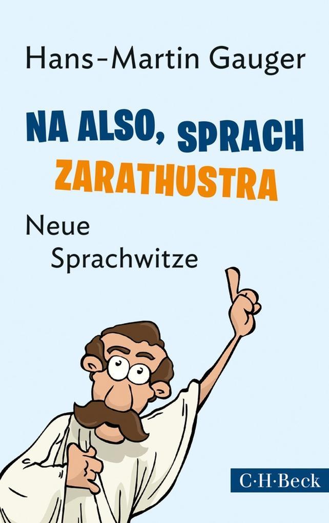 Na also, sprach Zarathustra als eBook