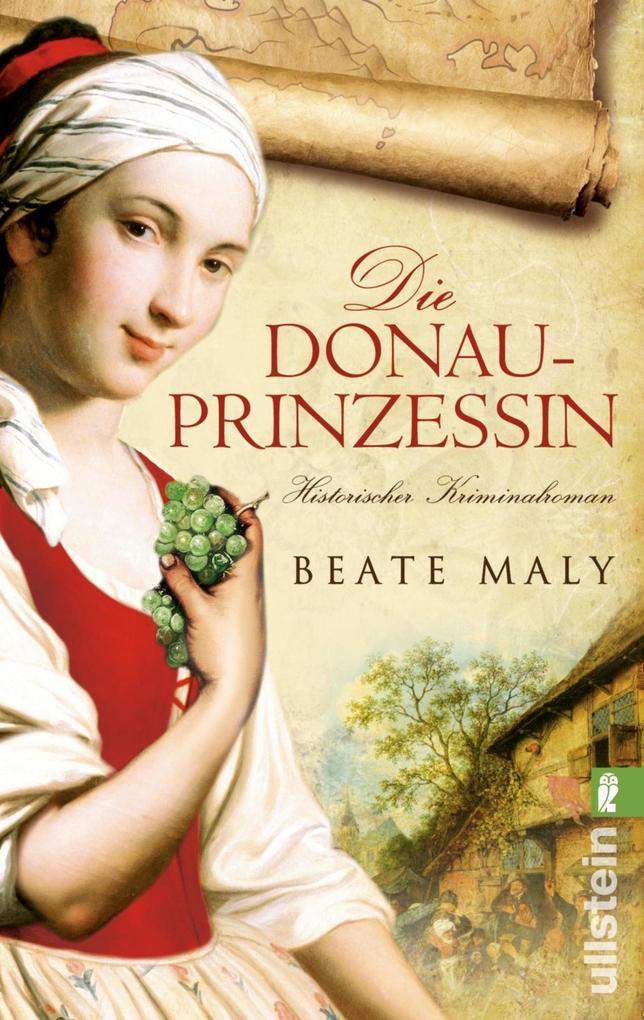 Die Donauprinzessin als eBook