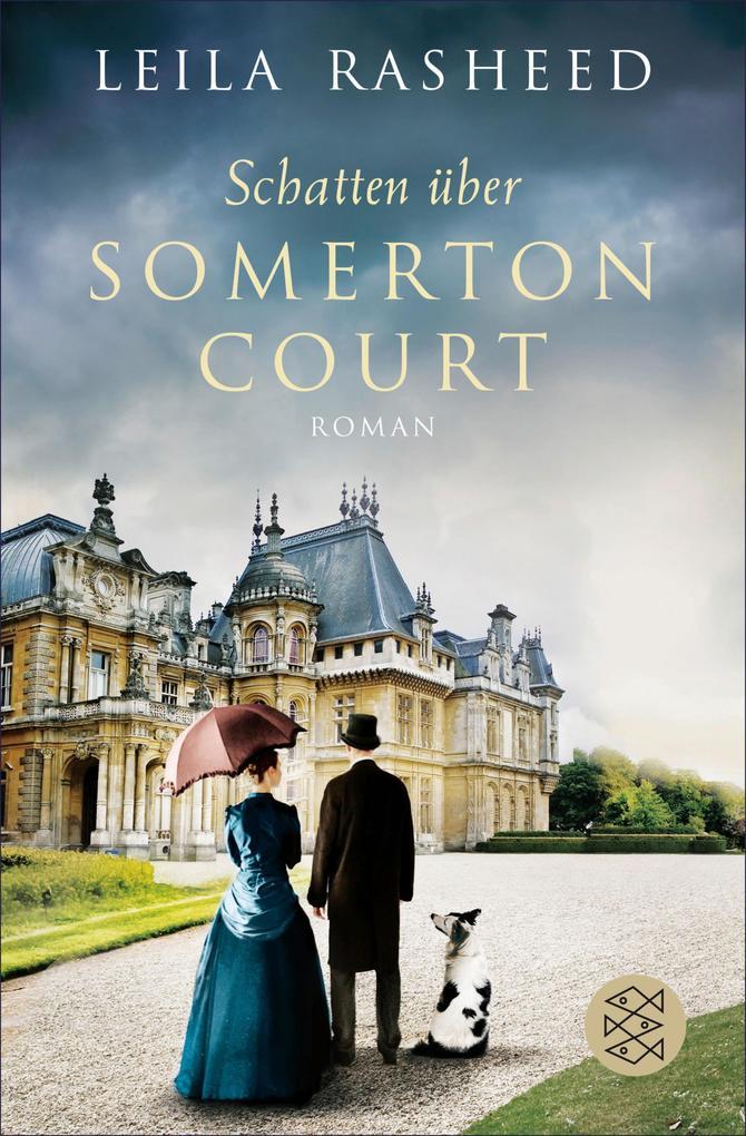 Schatten über Somerton Court als eBook von Leila Rasheed