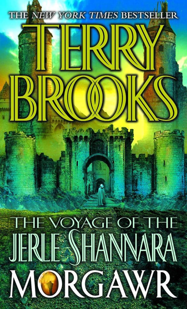 The Voyage of the Jerle Shannara: Morgawr als Taschenbuch