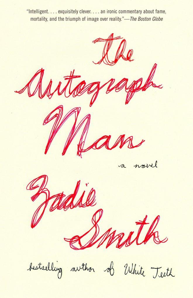 The Autograph Man als Taschenbuch