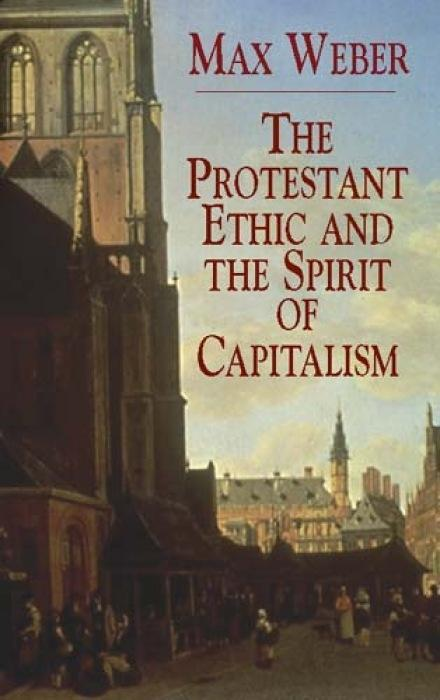 The Protestant Ethic and the Spirit als Taschenbuch