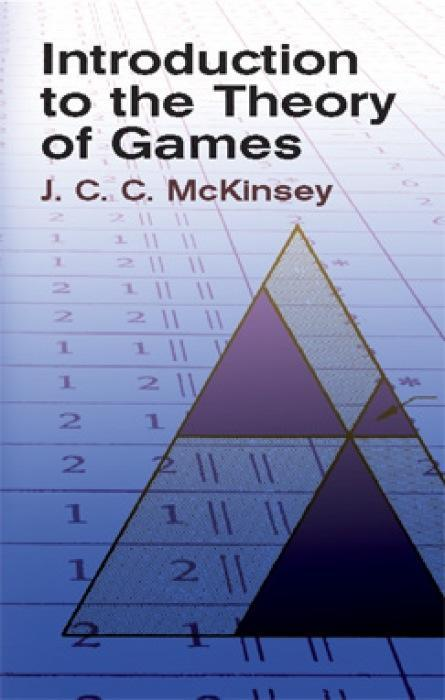 Introduction to the Theory of Games als Taschenbuch