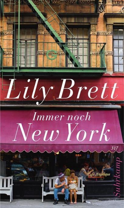 Immer noch New York als Buch von Lily Brett