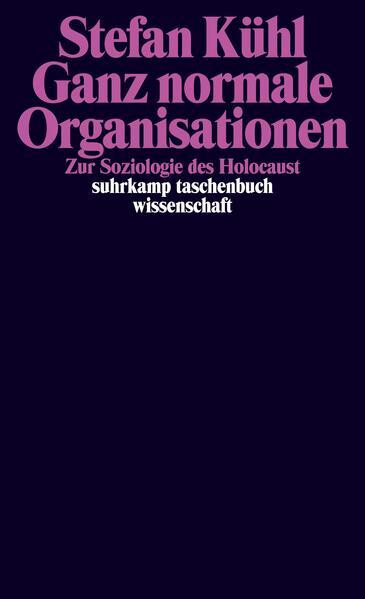 Ganz normale Organisationen als Taschenbuch