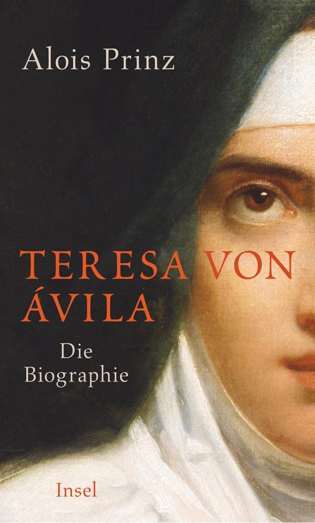 Teresa von Ávila als Buch von Alois Prinz