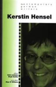 Kerstin Hensel als Buch