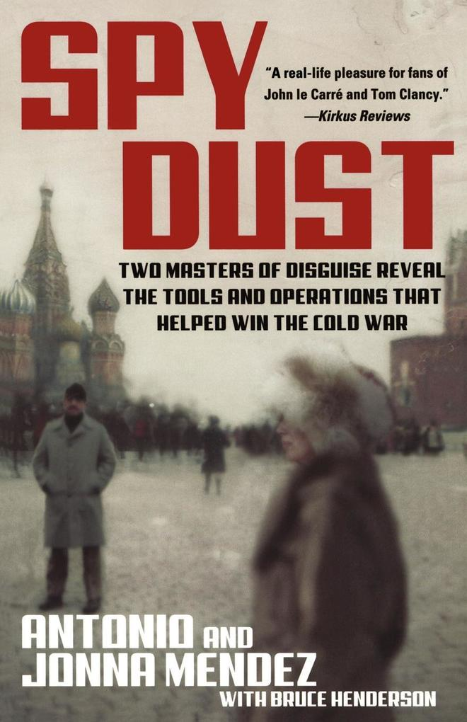 Spy Dust als Buch